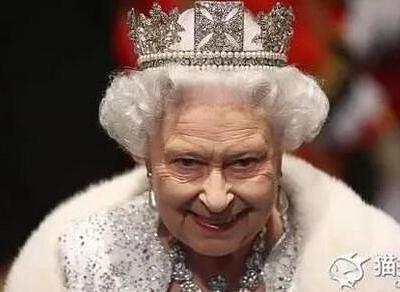 英国女皇蜥蜴人 还是想给我英女王博点眼球