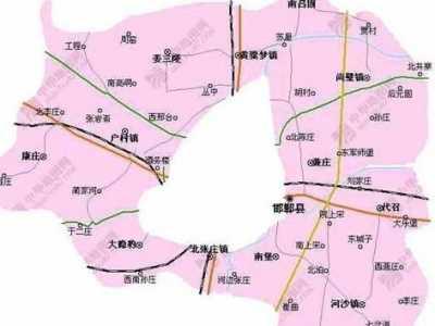 """河北要合并县 河北""""县和市合并""""的一个县"""