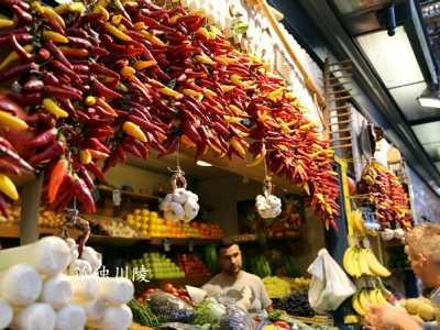 匈牙利人图片 全世界最爱辣椒的是匈牙利人