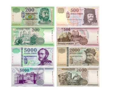 匈牙利通用货币 匈牙利使用什么货币