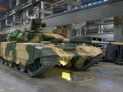 t90俄罗斯 叙利亚实战效果让印度心动