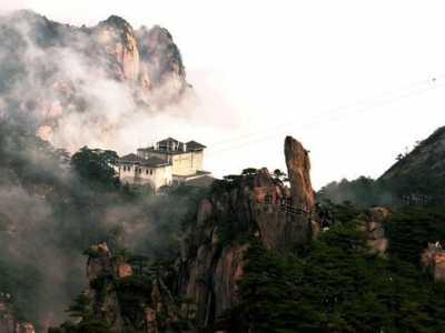 中国著名大山 中国最有名的几座大山
