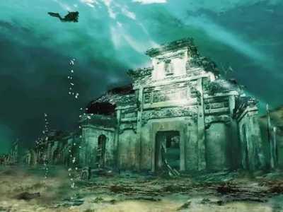 浙江秘密工程 神似《盗墓笔记》张家古楼