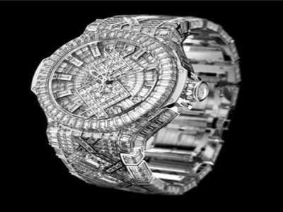 世界上最贵的表 世界上最贵的手表是什么