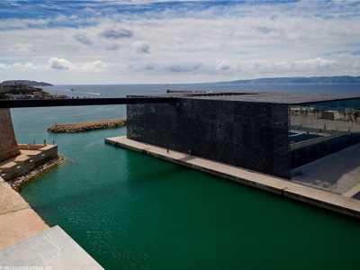 法国马赛博物馆 马赛MuCEM地中海文化博物馆