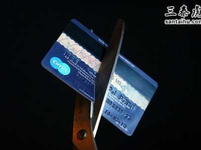 信用卡在美国 信用卡在中国已经过时了