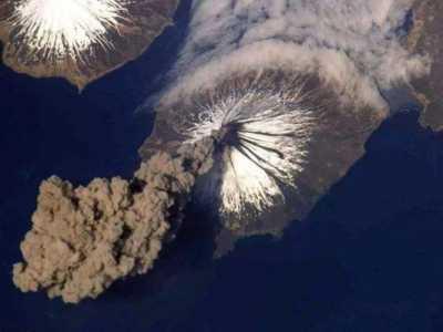 最近喷发的火山 世界十大著名火山