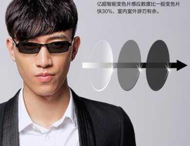 近视镜片发黄 灰色眼镜片和黄色眼镜片哪个好