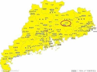 河源地震新闻 广东河源市东源县发生3.0级地震