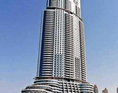 迪拜楼高楼多少米 世界第一高楼迪拜塔多少层多少米